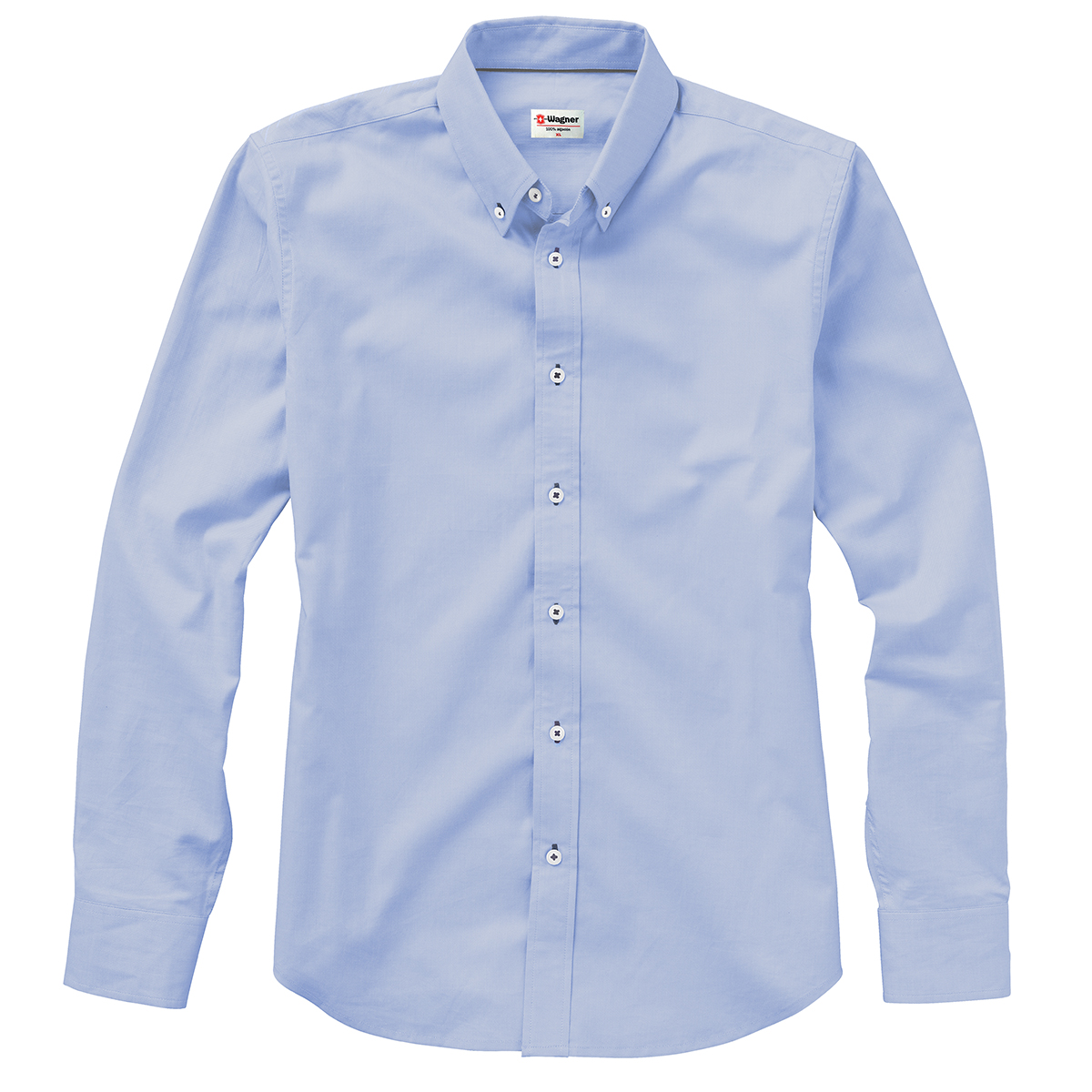 Camisa Oxford Large-Wagner